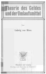 Mises theorie des geldes1912 tp150