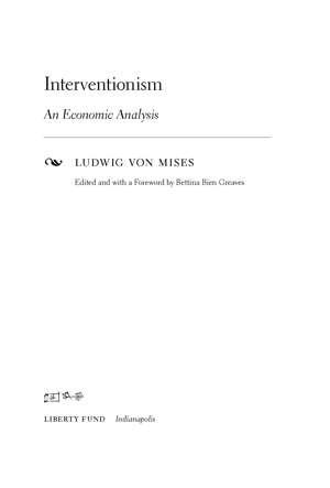 Mises interventionism1574 tp