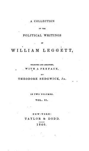 Leggett politicalwritings1605.02 tp