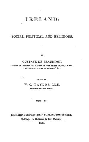 Beaumont ireland1596.02 tp