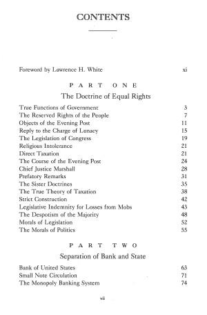 democratick editorials essays in jacksonian political economy