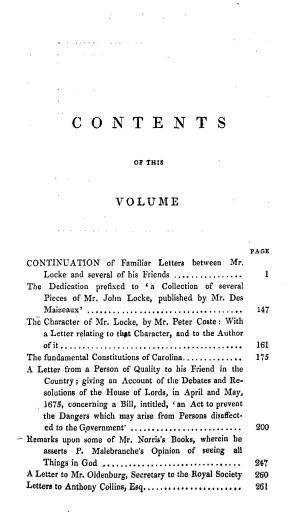 Fantastic The Works Of John Locke Vol 9 Letters And Misc Works Creativecarmelina Interior Chair Design Creativecarmelinacom