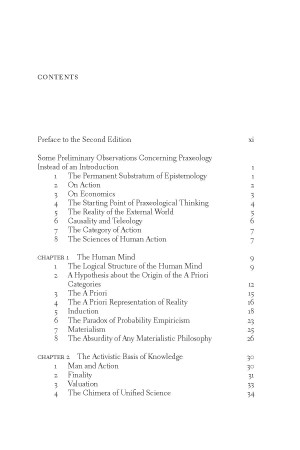 An Essay on Method The Ultimate Foundation of Economic Science