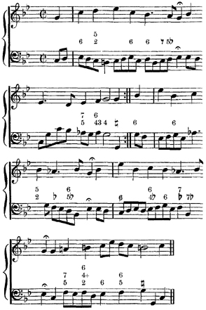 Bachs Chorals Vol 2 The Hymns And Hymn Melodies Of The