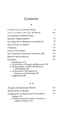 Political & Literary Essays (With Active Table of Contents)