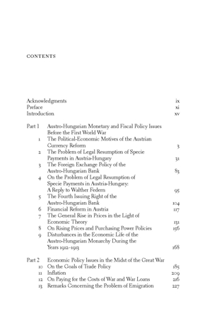 Mises selectedwritings0090.01 toc
