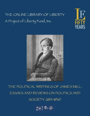 Jamesmill politicalwritings tp