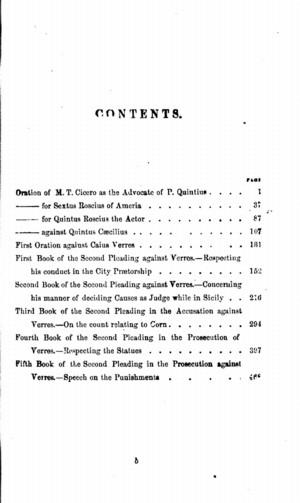 The Orations of Marcus Tullius Cicero, vol  1 - Online