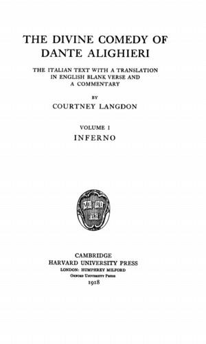 The Divine Comedy Vol 1 Inferno Bilingual Edition